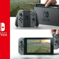 Nintendo switch termurah 2017