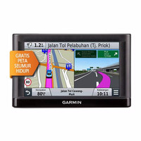 Gps Garmin Nuvi 65lm + Free Lifetime Map Update [Original & Bergaransi