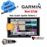 Promo!! Gps Garmin Nuvi 57lm + Free Lifetime Map Update [Original & Be