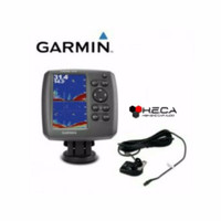 Gps Garmin Fishfinder 560c Fish Finder + Transom Radar Ikan