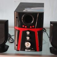 Speaker Aktif GMC 888D3 BT Kondisi 100% Baru Bergaransi
