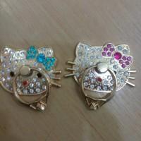 Ring Stand HP Hello Kitty Diamond