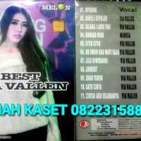 Kaset Vcd Original BEST VIA VALLEN MELON Koplo
