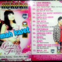 Kaset Vcd Original OM AURORA Best Of TASYA GERRY Volume2