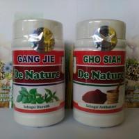 Obat Kencing Sakit dan Perih Gang Jie dan Gho Siah Asli De Nature
