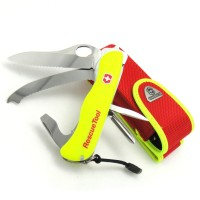 Best VICTORINOX RESCUE TOOL ONE HAND 0.8623.MWN