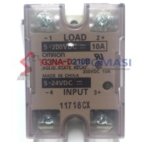 Realy Omron G3NA-D210B DC5-24 BY OMZ
