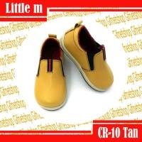 harga Sepatu Anak Little M (CR-10) TAN Tokopedia.com