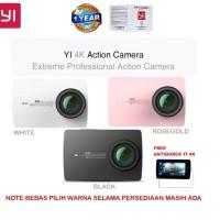 Jual Xiaomi Yi II International Version WiFi 4K Sports+ Screen Guard Murah