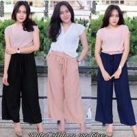 Jual Celana/pants/fashion wanita/KULOT RIBBON Murah