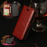 Jual LG NEXUS 5 Wallet flip Cover Card Case Leather Vintage retro pouch Murah