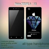 Garskin hp - Oppo MIROR 5 / 5S - Diamond Apple