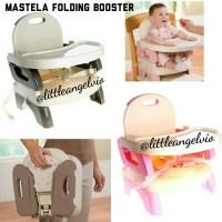 Mastela Folding Booster seat Foldable seperti babydoes pliko