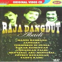 """VCD Karaoke Original """"Raja Dangdut Abadi"""""""