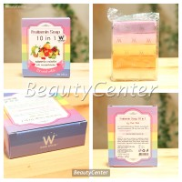 Fruitamin Soap 10in1 by Wink WHite / Original Thailand / Sabun Pemutih