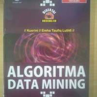BUKU ALGORITMA DATA MINING + CD rz