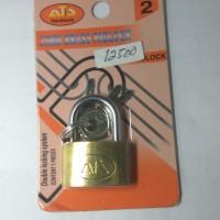 Gembok Besi Kunci koper / Iron Padlock ATS HL8825