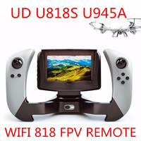 Wifi 818 FPV Remote LIVE KAMERA REAL TIME for UDI U818S U945A