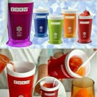 Jual Gelas Zoku Pembuat es/ Food & Drink Maker / Ice & Yogurt Maker Murah