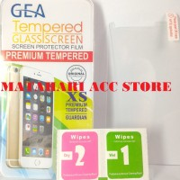 TEMPERED GLASS LENOVO VIBE SHOT BELAKANG / GEA ANTI GORES KACA