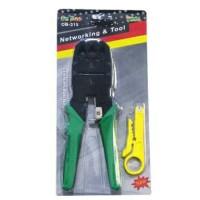 Tang Crimping Tool Rj45 / Rj11 / Cutter