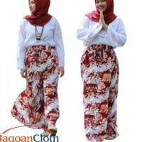 Rok Celana motif Muslimah~Size XL