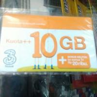 harga Voucher Isi Ulang Kuota 10gb Tokopedia.com