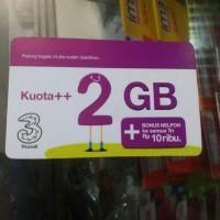 harga Voucher Isi Ulang Kuota 2gb Tokopedia.com