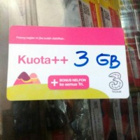 harga Voucher Isi Ulang Kuota 3gb Tokopedia.com