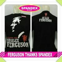 Kaos distro bola Ferguson