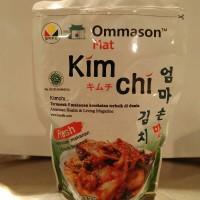 Kimci Segar Korea Ommason Fresh Korean Kimchi 320 gr