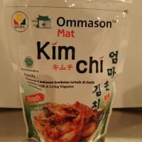 Kimci Segar Korea Ommason Fresh Korean Kimchi 215 gr