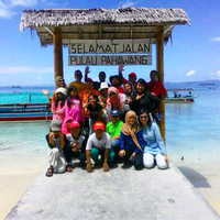 OPEN TRIP PAHAWANG ISLAND
