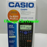 Casio Scientific FX 82 ES PLUS