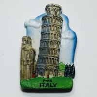 Souvenir Mancanegara Italy #1 Gantungan Magnet Kulkas