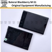 Batre / Baterai / Batrai Blackberry BB Bold 9780 Onyx 2 MS1 / M-S1 ORI
