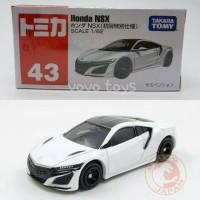 Tomica Reguler 43 Honda NSX (White)