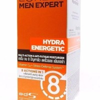 Jual L'oreal Loreal MEN Hydra Energetic multi action 8 Reviving Moisturiser Murah