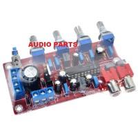 MTC-07 LM1036 High Class Tone Control