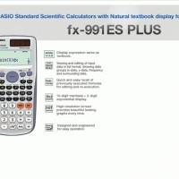 Kalkulator CASIO FX-991ES Plus Scientific Calculator