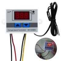 harga 220v Digital Led Temperature Controller 10a Thermostat Tokopedia.com