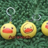 Squishy Muka Bebek / Duck Face Ukuran Sedang 6cm