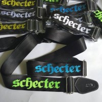 Strap / Tali Gitar Schecter Bordir