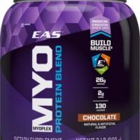 EAS Whey Protein Blend 2 Lbs / 2lbs Whey Protein Whey EAS Abbott