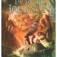Buku Novel Seri Percy Jackson The Sea of Monster (Monster Laut)