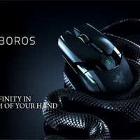 Razer Ouroboros - Wired / Wireless Gaming Mouse