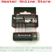 Battery Charger/ Rechargeable Fuji Fujifilm NP-80 Finepix Murah New