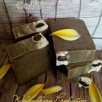 COFFE - NATURAL SOAP - HANDMADE