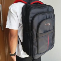 Tas Ransel Laptop Bahan Micro | Polo | Palazzo | Targus | Alto