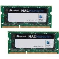 Corsair MAC Apple RAM DDR3 16GB PC12800 (2X8GB) CMSA16GX3M2A1600C11